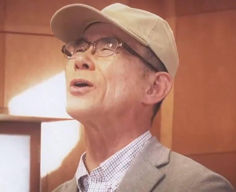 井坂裕之さんがクラウドファンディング達成を願う